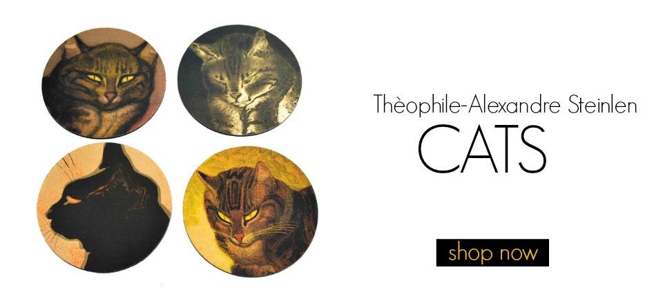 steinlen-cats
