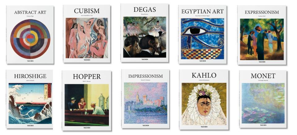 taschen-art-series