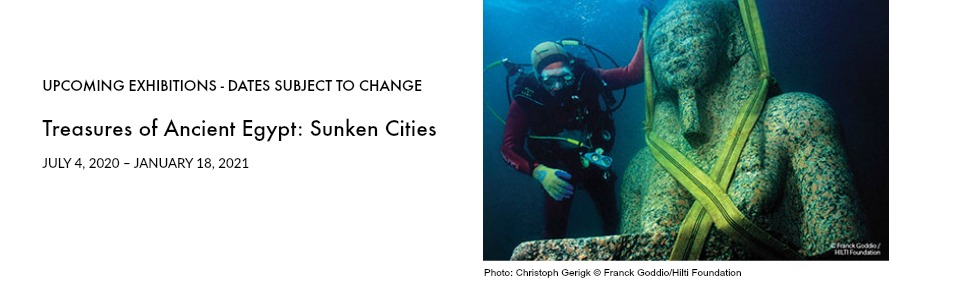 Sunken Cities
