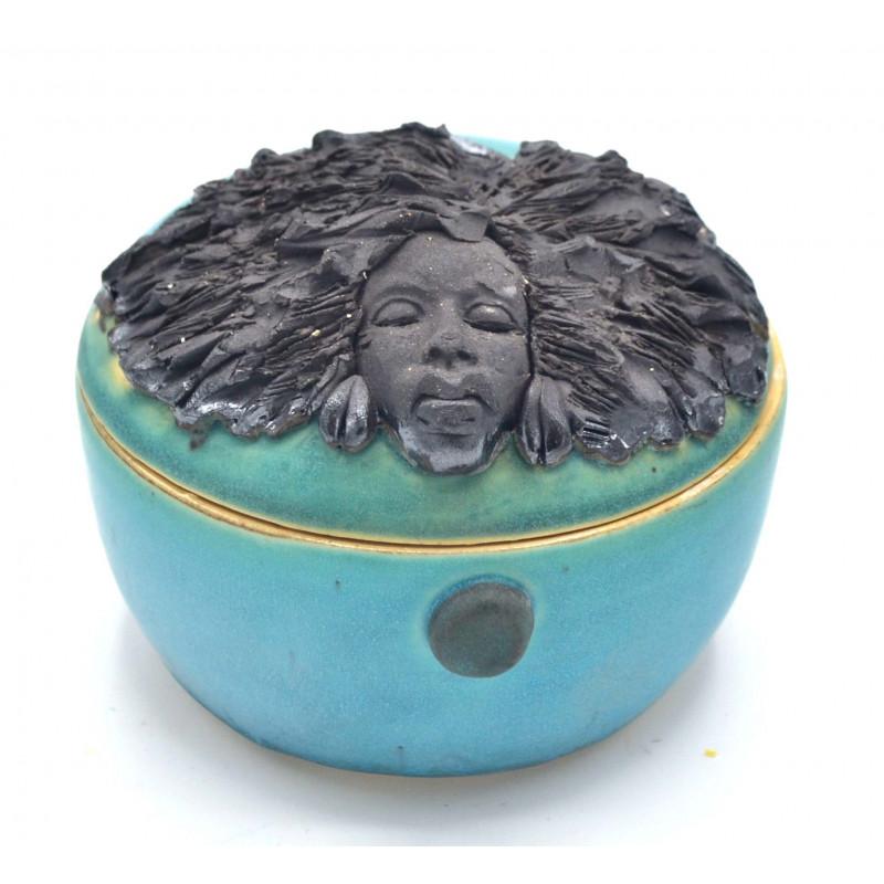Carren Clarke Abiona Memory Jar