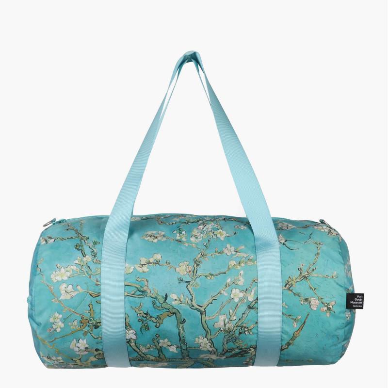 Almond Blossom by Vincent Van Gogh Weekender - Blue Straps