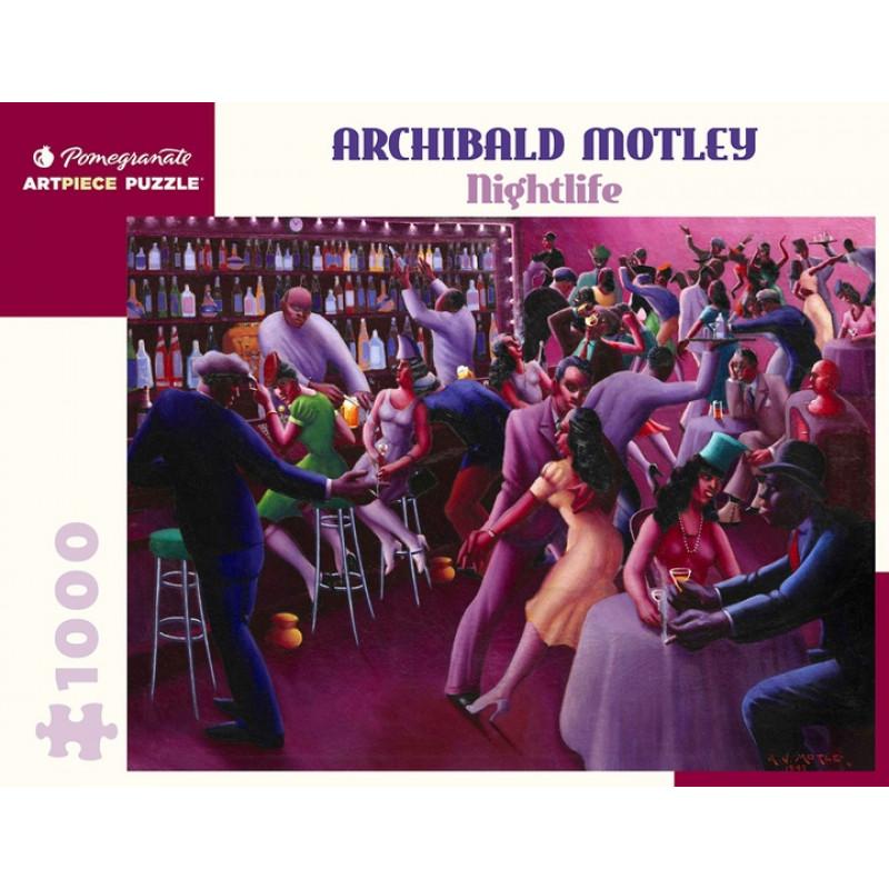 Archibald Motley: Nightlife Puzzle