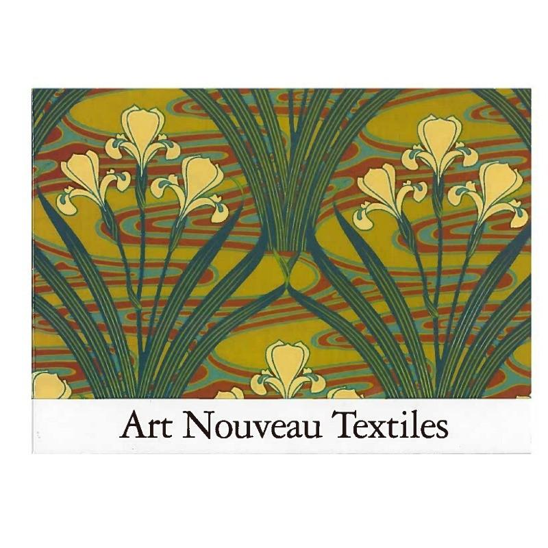 Art Nouveau Textiles Boxed Notecards