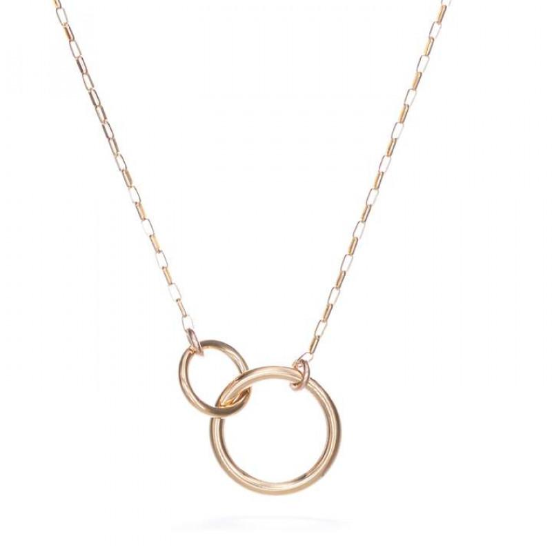 Besties Necklace - Gold