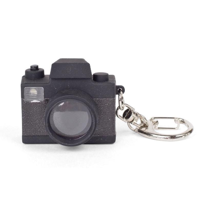 Camera LED Keyring