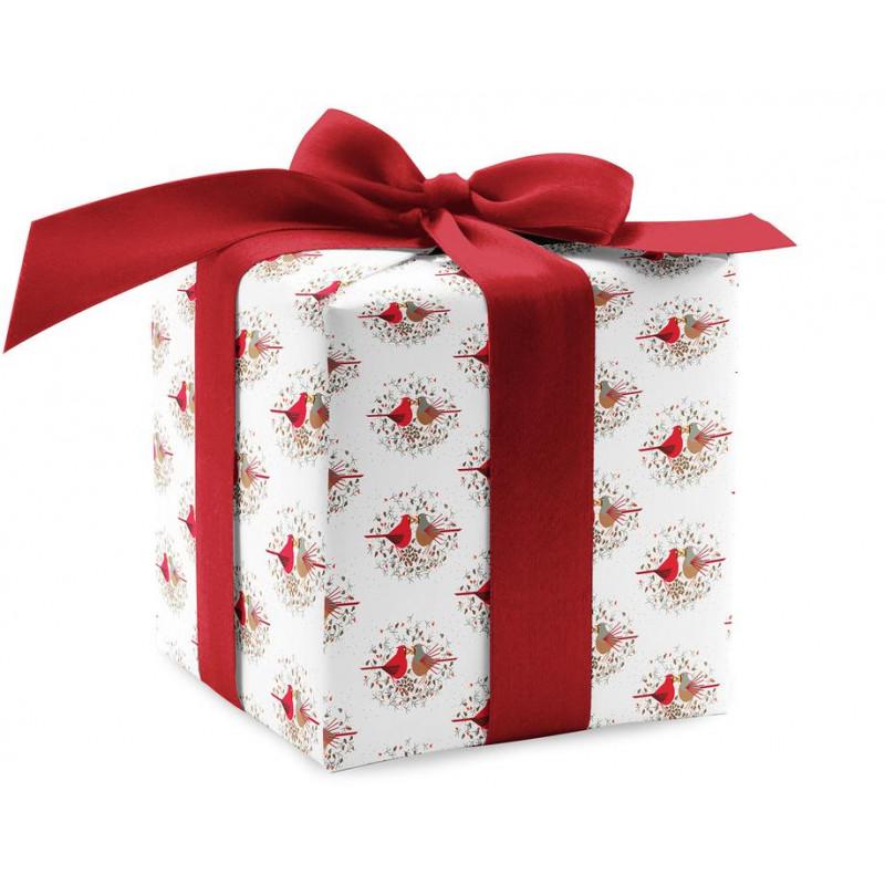 Charley Harper: Cardinals Designer Gift Wrap