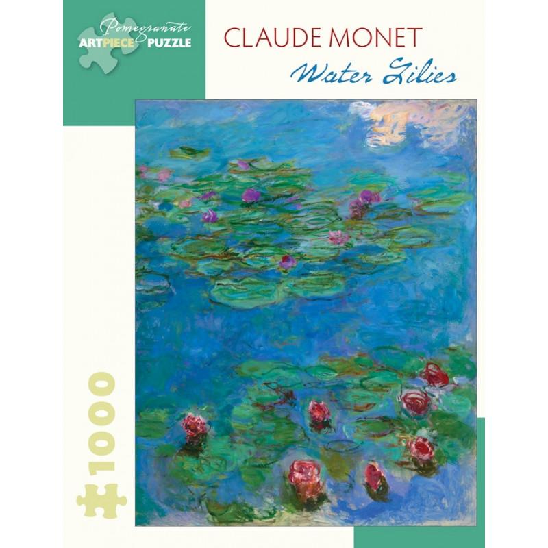 Claude Monet: Water Lilies Puzzle