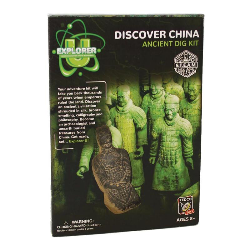 Ancient Dig Kit: Discover China
