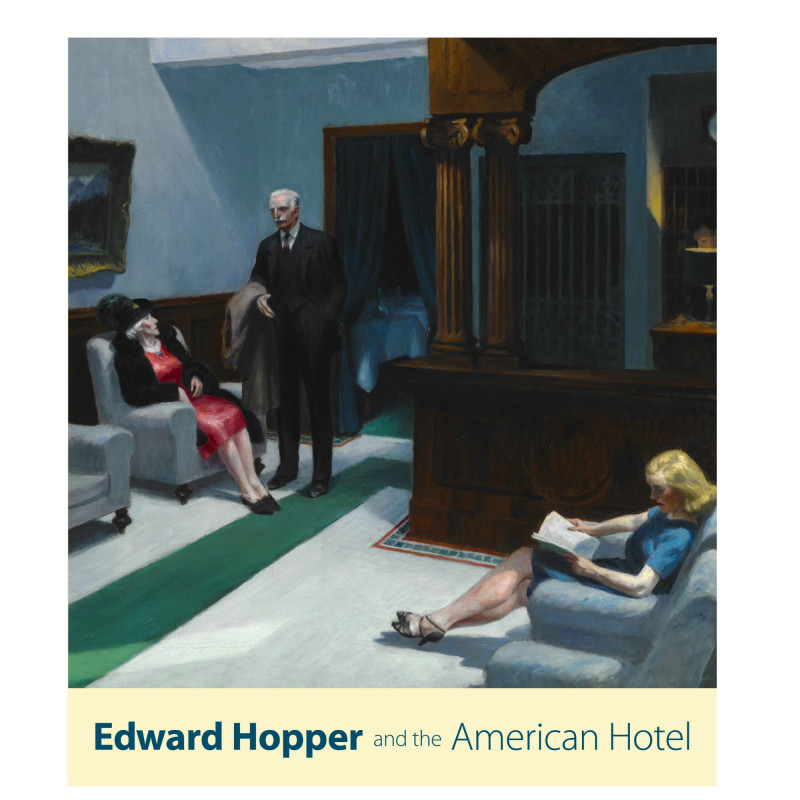 Edward Hopper and the American Hotel Catalogue