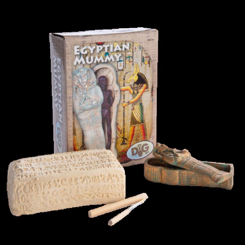 Egyptian Mummy Dig Kit