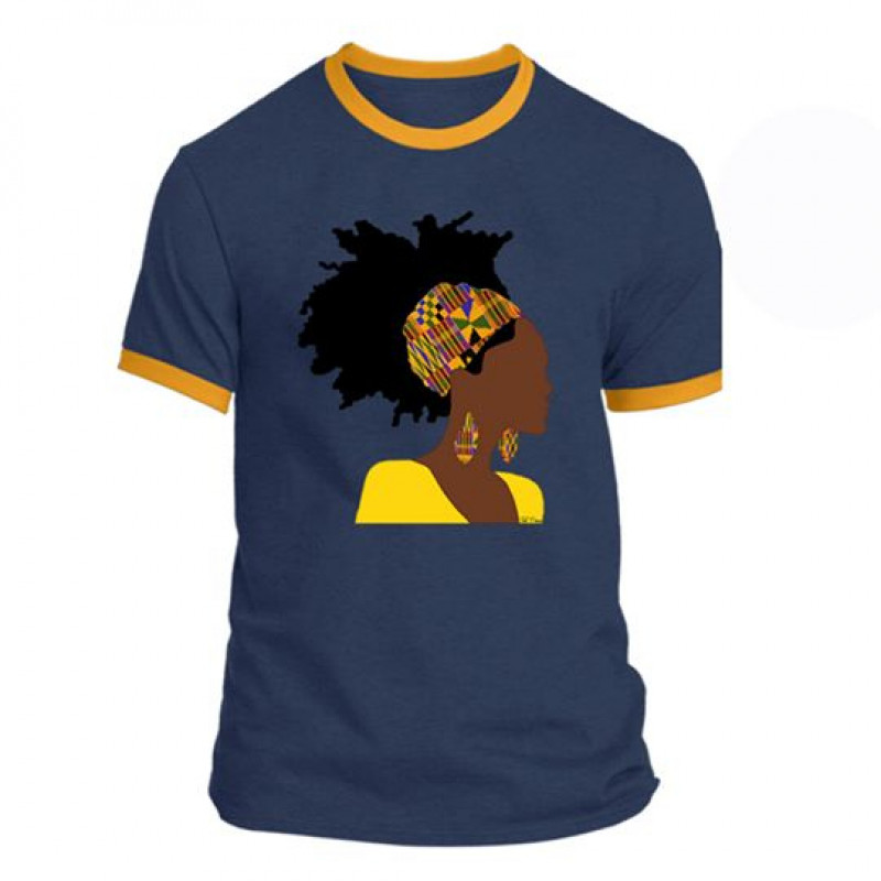 Girl Ringer by Todd Parsons T-Shirt