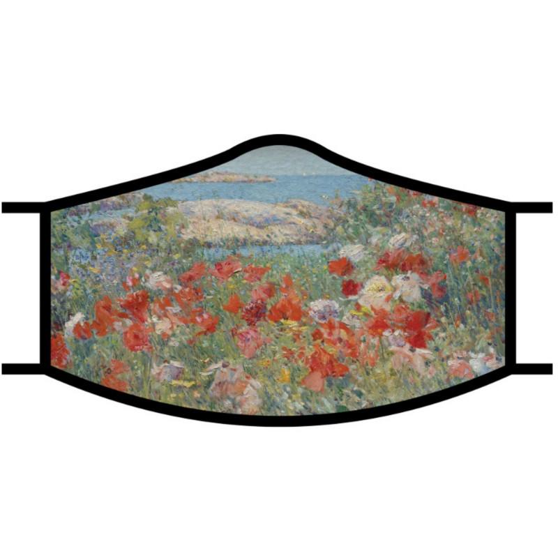 Face Mask - Hassam Celia's Garden/Isles of Shoals
