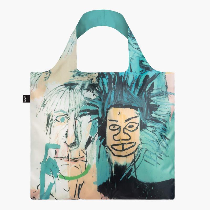 Dos Cabezas by Jean-Michel Basquiat Tote Bag