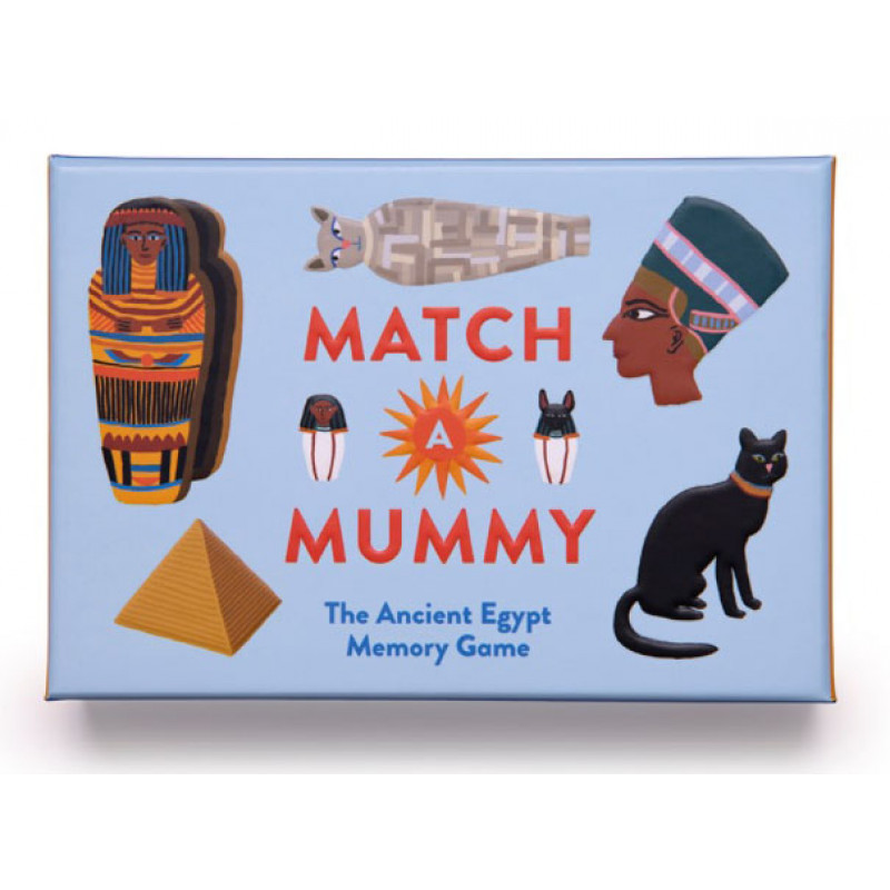 Match A Mummy: The Ancient Egypt Game
