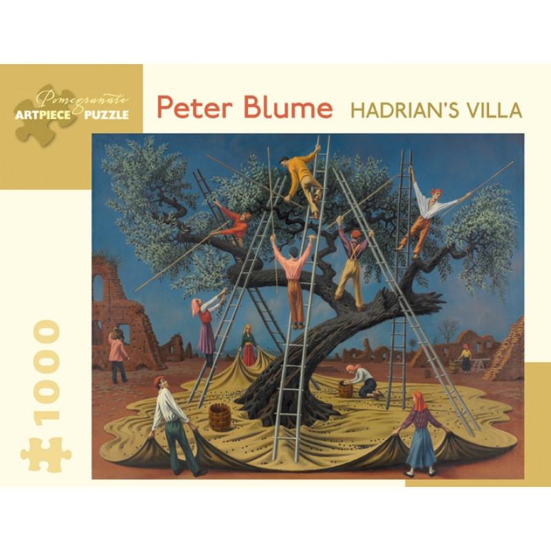 Peter Blume: Hadrian's Villa Puzzle