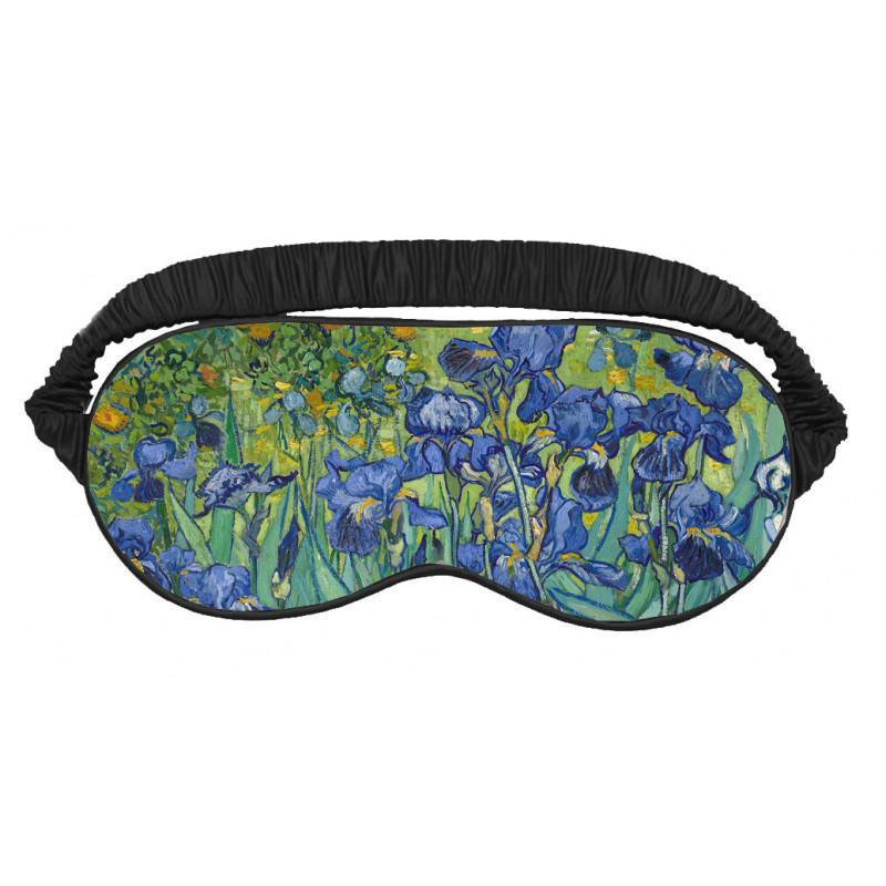 Van Gogh Irises Sleep Mask