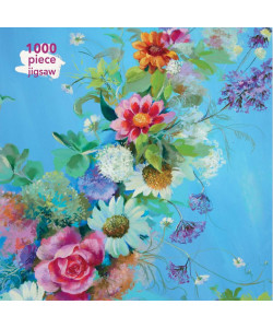 Nel Whatmore: Love For My Garden 1,000 Piece Puzzle