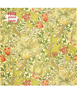 William Morris Gallery: Golden Lily 1,000 Piece Puzzle