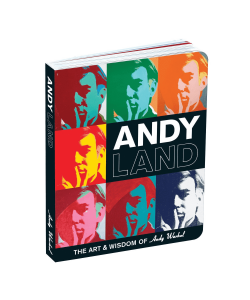 Andy Warhol Andyland Board Book