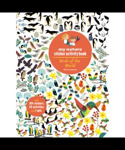 Birds of the World: My Nature Sticker Activity Book