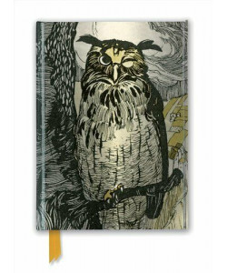 Foiled Journal - Grimm's Fairy Tales: Winking Owl