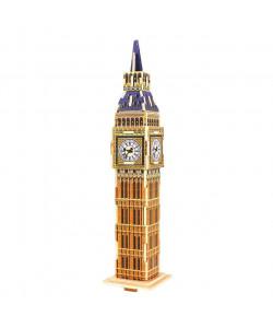 DIY 3D Wooden Puzzle: Big Ben