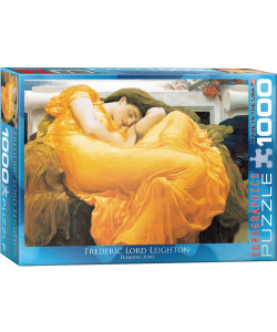 Flaming June by Frederic Lord Leighton 1000-Piece Puzzle