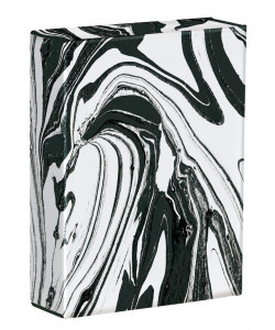 Florentine Black and White Playing Cards
