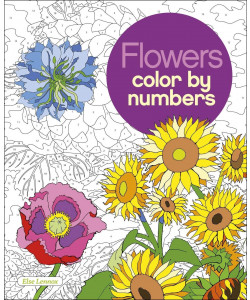 Color by Numbers: Flowers