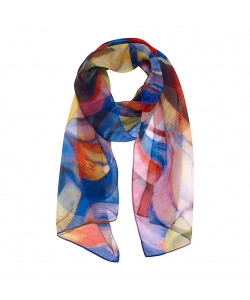 Franz Marc Stables Sheer Scarf