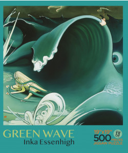 Green Wave Puzzle