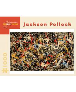 Jackson Pollock: Convergence Puzzle