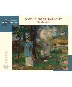 John Singer Sargent: The Sketchers Puzzle