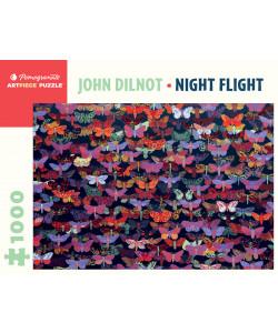Night Flight 1000-Piece Jigsaw Puzzle John Dilnot