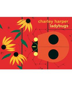 Charley Harper: Ladybugs Boxed Notecards