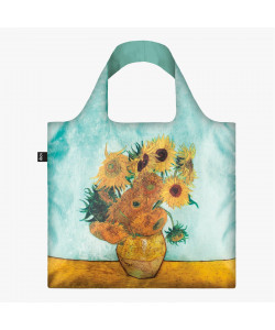 Tote Bag - Vase with Sunflowers by Vincent van Gogh