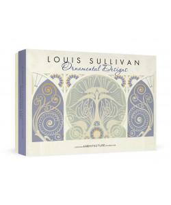 Louis Sullivan: Ornamental Designs Boxed Notecards