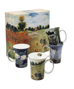 Claude Monet Mug Set