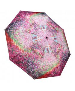 Monet Garden Folding Umbrella