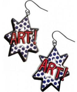 Pop Art! Earrings