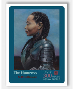 *S. Ross Browne The Huntress Puzzle