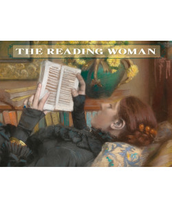 *The Reading Woman Boxed Notecards