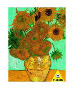 Vincent van Gogh: SunflowersPuzzle