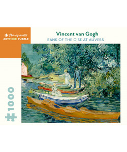 Vincent van Gogh: Bank of the Oise at Auvers Puzzle
