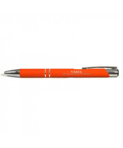 VMFA Logo Pen - Orange