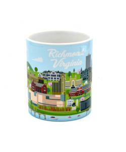 Richmond Panorama Mug
