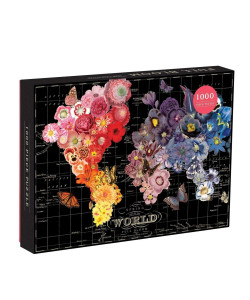 Wendy Gold Full Bloom Puzzle