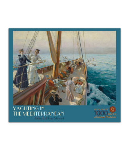 **Yachting in the Mediterranean Puzzle