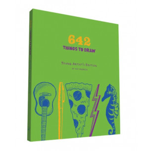 642 Things to Draw: Young Artist's Edition