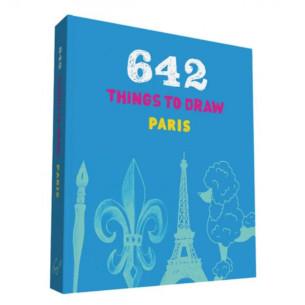 642 Things to Draw: Paris